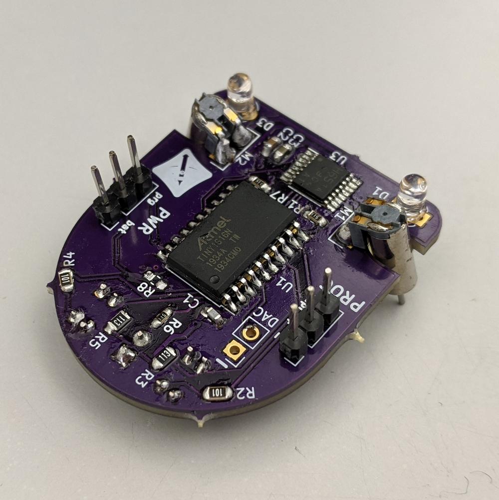 microbug prototype